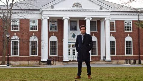Question and Answer: Lincoln Quang Duong runs on one-man ticket for SGA President
