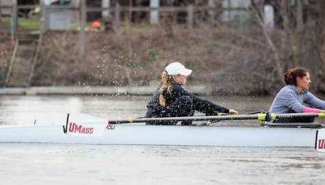 Despite disappointing finish at the Doc Hosea Regatta, UMass rowing remains optimistic