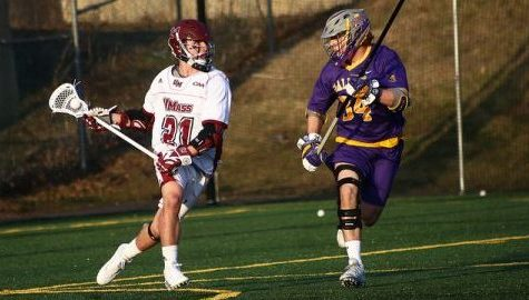 UMass men's lacrosse looks to connect on transition opportunities against Fairfield
