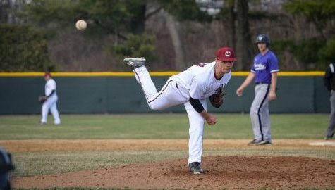 UMass baseball explodes for 15 runs in shutout to stop eight-game losing skid