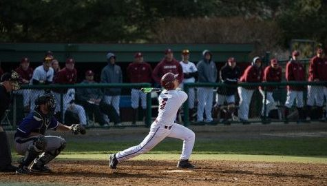 UMass baseball looks to bounce back from weekend sweep