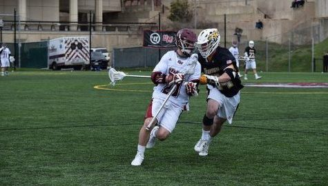 UMass men's lacrosse prepares for pivotal match with Fairfield