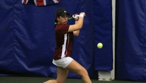 UMass tennis gears up for weekend of Atlantic 10 matches