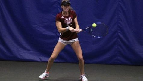 UMass tennis drops tight match in shortened trip to St. John's, 4-3