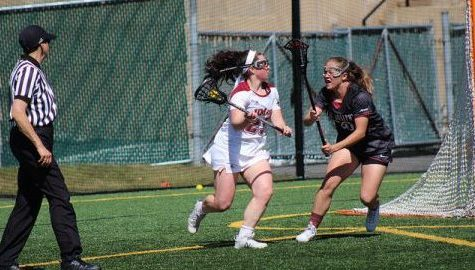 UMass women's lacrosse in right mindset with season winding down