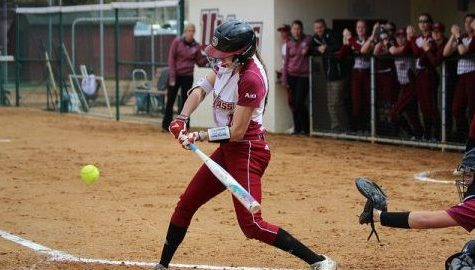 Kaitlyn Stavinoha's breakout season key to UMass softball's offensive success