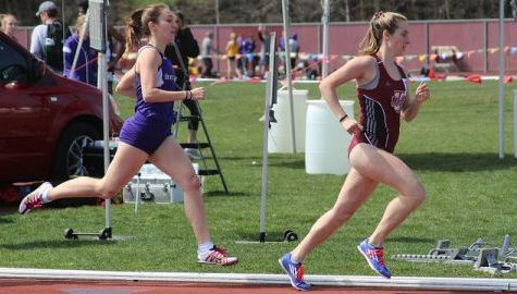 UMass track and field holds its own in Larry Ellis Invitational