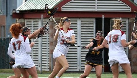 UMass women's lacrosse wins 10th straight in 19-5 win over St. Bonaventure