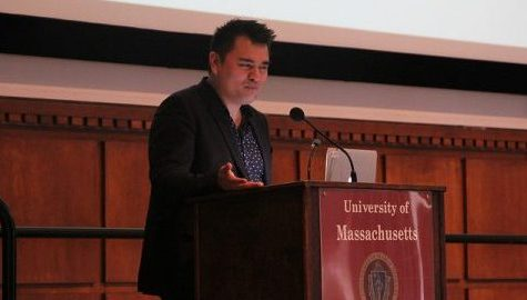 Jose Antonio Vargas speaks on immigration, race and what it means to be an American
