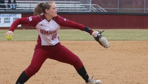 UMass softball wins series against Saint Louis, but can't complete sweep after 1-0 loss on Sunday