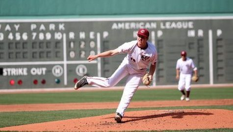 Short-handed UMass baseball pitching staff provides quality work Wednesday in win over Northeastern