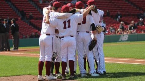 UMass takes series from GW, 2-1