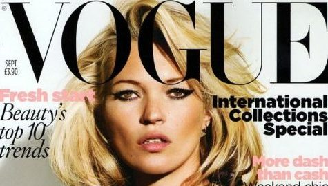 New British Vogue editor set to take center stage