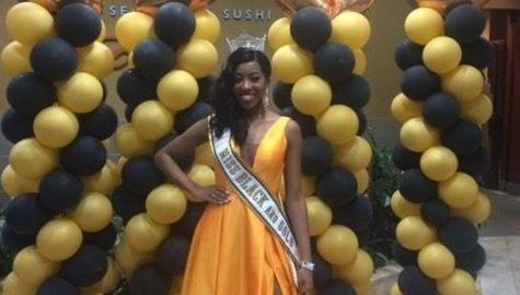 UMass student to move onto Miss Black and Gold national pageant