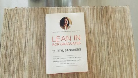 A review of 'Lean in for Graduates' by Sheryl Sandberg — right in time for graduation