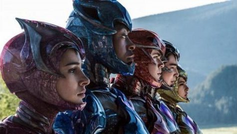 'Power Rangers' is better than expected, but nothing more than that