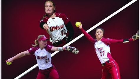UMass softball boasts pitching trio bound for stardom