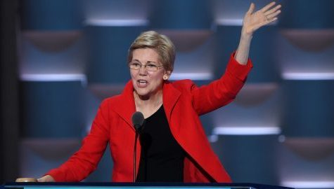 Elizabeth Warren announced as actual 2017 commencement keynote speaker