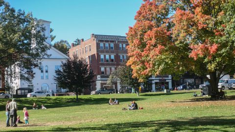 Counterpoint: Keep political correctness away from the Amherst name