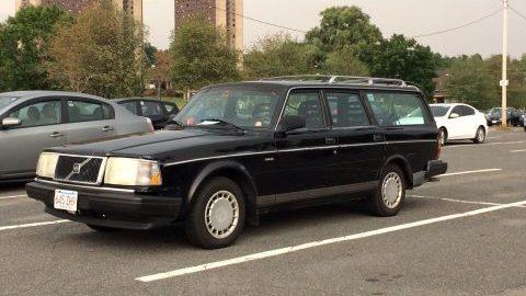 Campus Classic: The Volvo 240