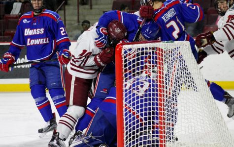 Hockey East Notebook: Late goal seals UML win over BC