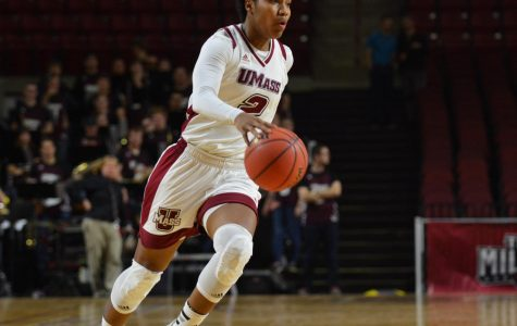Offense fails to ignite for UMass women's basketball in 51-39 loss to Richmond