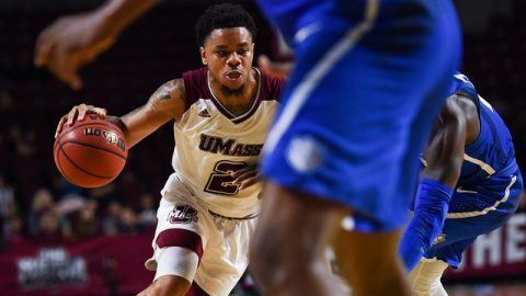 UMass men's basketball blown out for third straight game