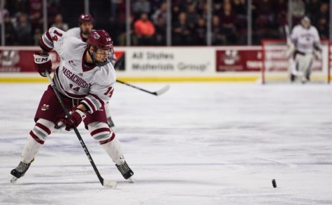 UMass hockey prepares for in-state rival BU
