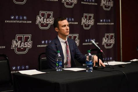 UMass presented with big opportunity as No. 22 URI comes to town