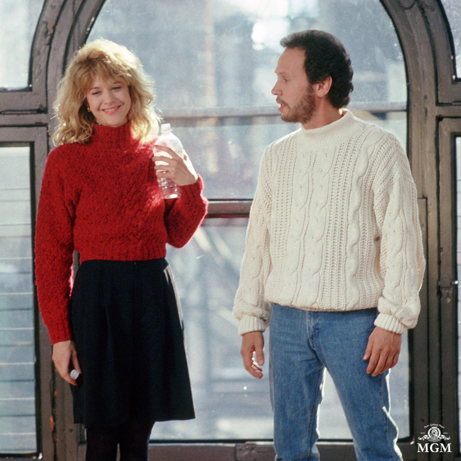 (When Harry Met Sally/ Facebook)