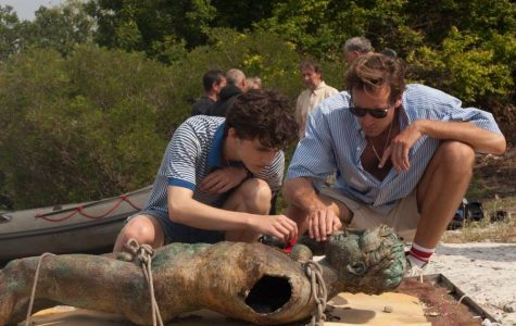 'Call Me by Your Name' celebrates love at a distance