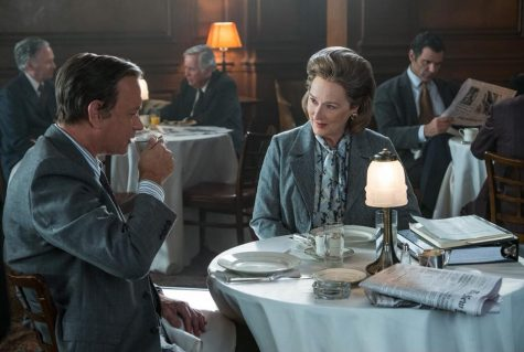 'The Post' is a riveting thriller of suspense, charm and courageous audacity