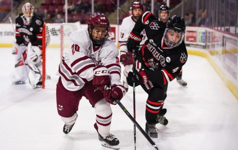 Hockey East Notebook: Northeastern captures first Beanpot title in 30 years