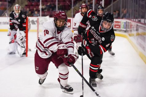 Brown, Demko lead BC to Beanpot championship