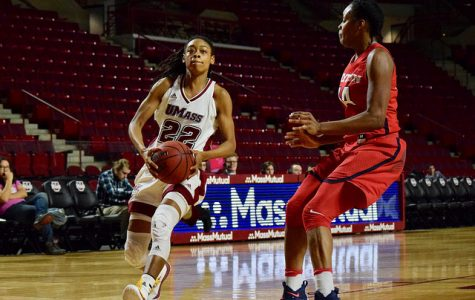 UMass women's basketball's defense fails to stop impressive Dayton team in 78-49 route