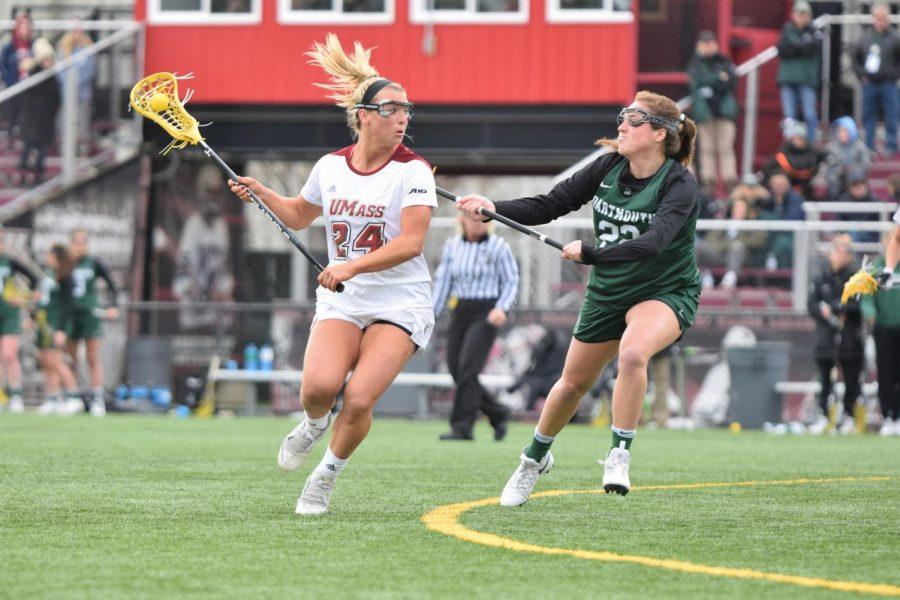 UMass+women%E2%80%99s+lacrosse+opens+season+with+win+over+Dartmouth