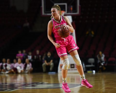 UMass women's basketball trying to carry momentum from Saturday's win into Richmond