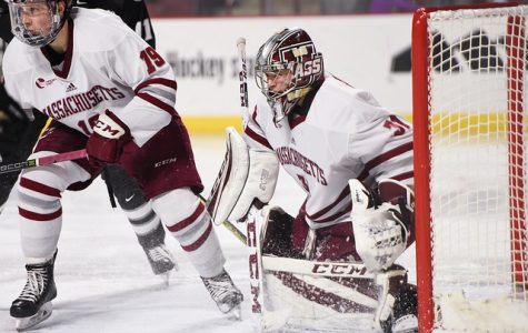 UMass hockey shuts down No. 7 Providence 1-0 to clinch home-ice advantage in Hockey East Playoffs