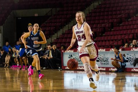 Watson's 20 points give UMass win over Explorers