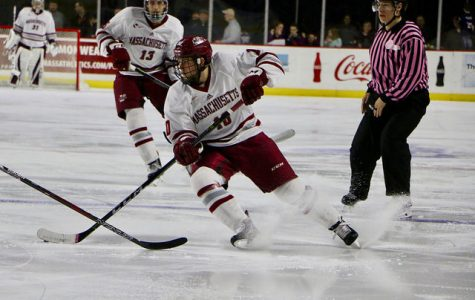 Goals again hard to come by in UMass hockey's 3-1 loss to UNH