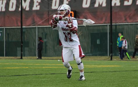 UMass men's lacrosse drops season opener at No. 16 Army West Point