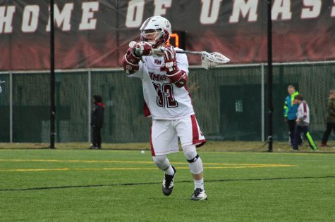 Rushing sidelined, UMass drops in national rankings