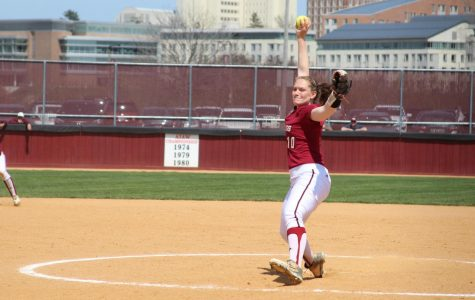 UMass softball remains positive despite Louisiana struggles