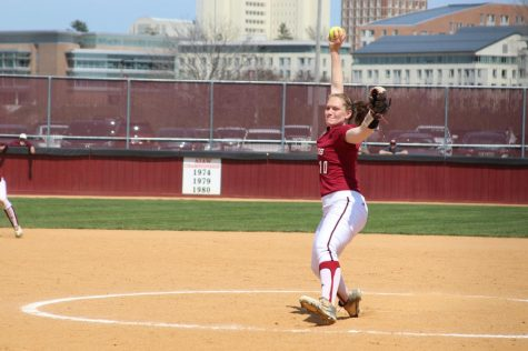 Minutewomen relying on Raymond and Webster to help Plourde in rotation