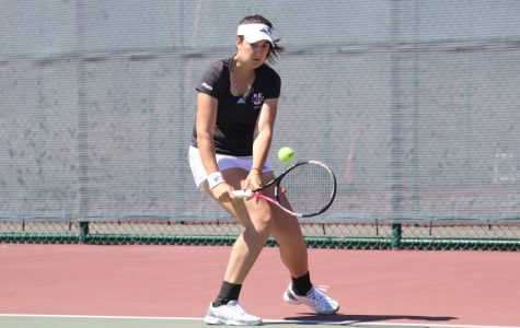 UMass tennis picks up first Atlantic 10 win, sweeping weekend matchups