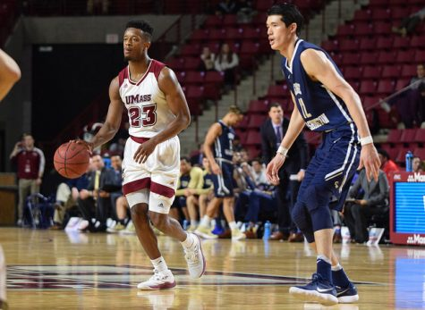 UMass men's hoops addressing 2nd half lapses