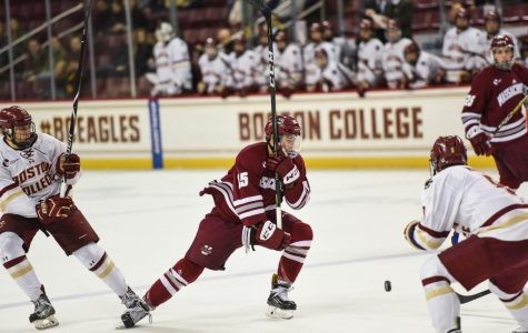 Carvel hopes to see more energy from his team against Boston College