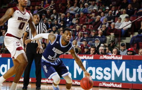 A-10 men's hoops notebook: URI earns A-10 regular season title with commanding win over Dayton