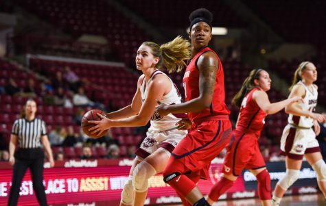 UMass women's basketball comeback falls short against George Washington