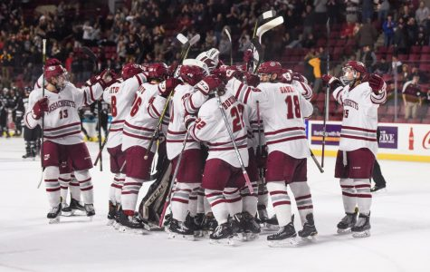 Ames: Winning ways down the stretch could spark UMass hockey heading into the postseason